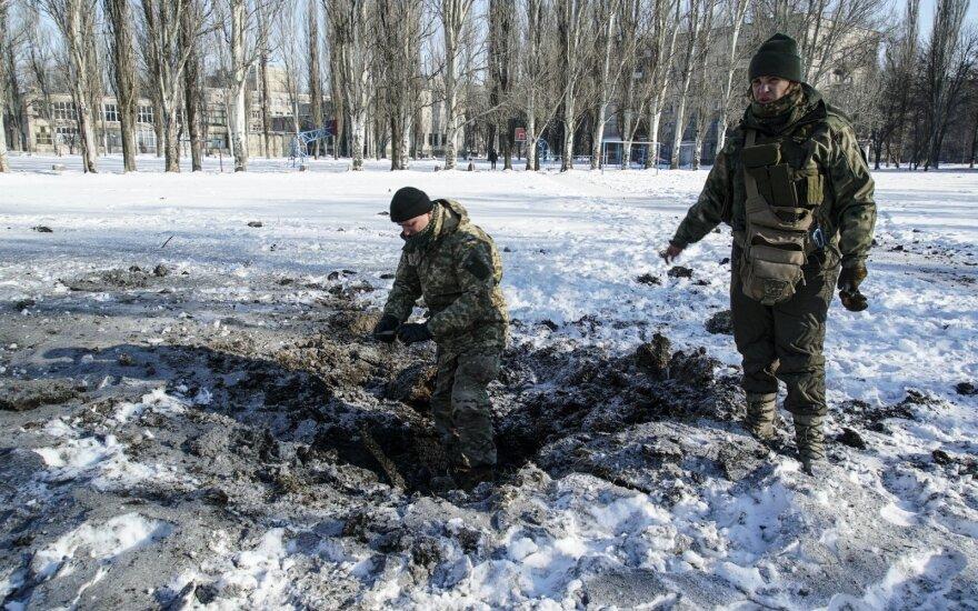 Литва призывает все стороны прекратить столкновения на востоке Украины
