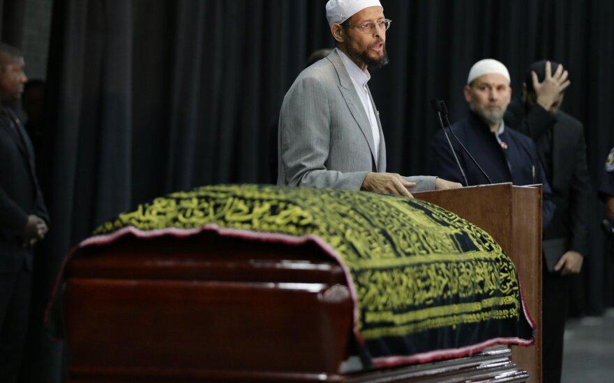 Похороны Мохаммеда Али начались с мусульманской церемонии прощания