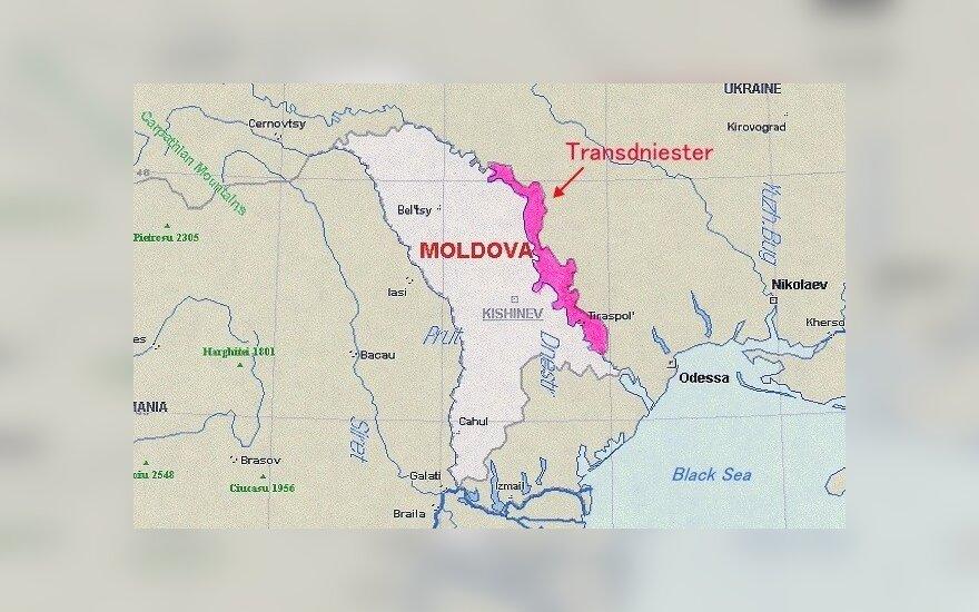 В Приднестровье прошли учения российской армии