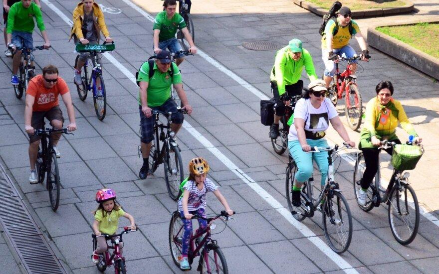 Велопробег по Балтийским странам призовет к единству перед лицом угроз