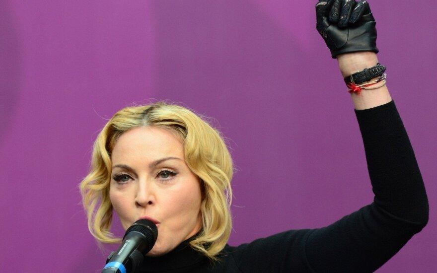 Мадонна обручилась с 25-летним Заибатом