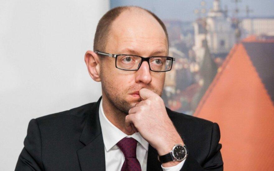 Украина: Яценюк готов возглавить правительство и потерять рейтинг
