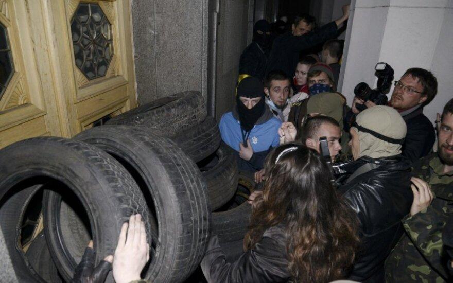 Украина: задержанный руководитель группы провокаторов имеет отношение к ФСБ РФ