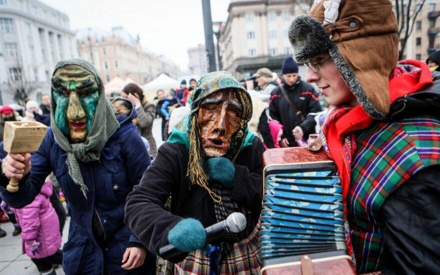 В Вильнюсе отметят Масленицу