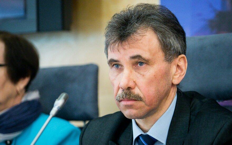 Предложение депутата: вместо 2,5% ВВП на оборону – соглашение о ненападении между Литвой и Россией
