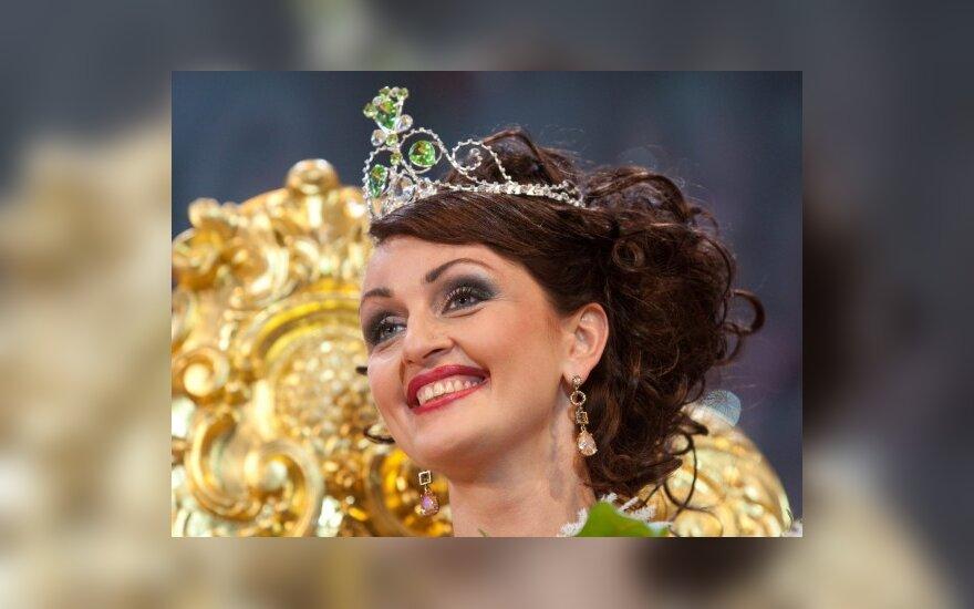 """В Москве выбрана """"Российская женщина – 2009"""""""