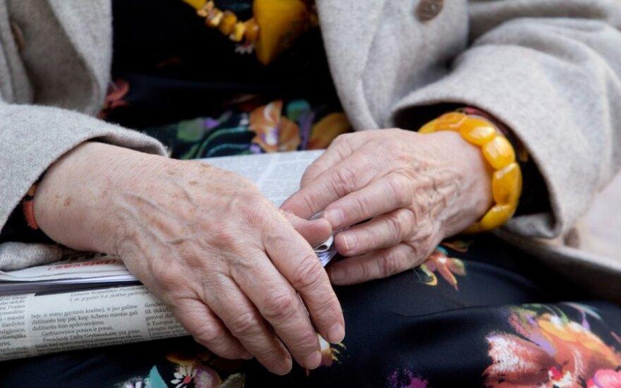 Госдума России одобрила повышение до 60 лет пенсионного возраста для женщин
