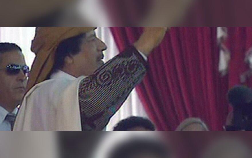 Moameras Gaddafi