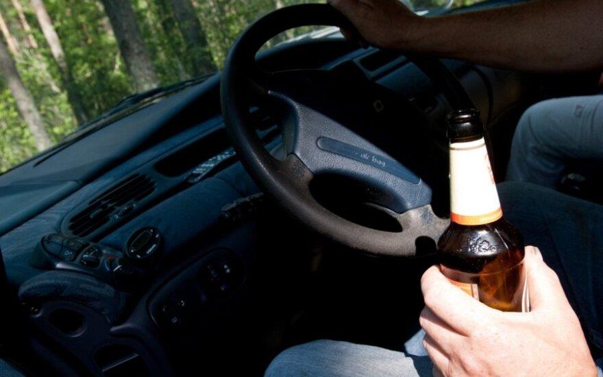 1 сентября на дорогах выявлено 39 нетрезвых водителей