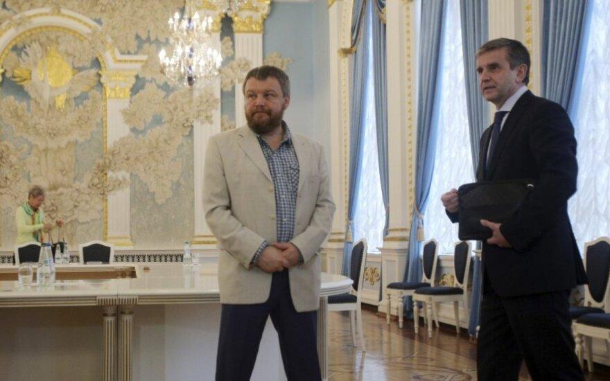 Обозреватель: донецко-луганских самозванцев дальше Минска видеть не хотят