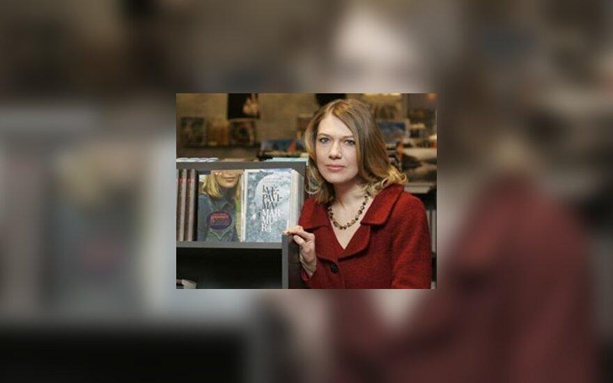 Лауре Черняускайте вручена литературная премия ЕС