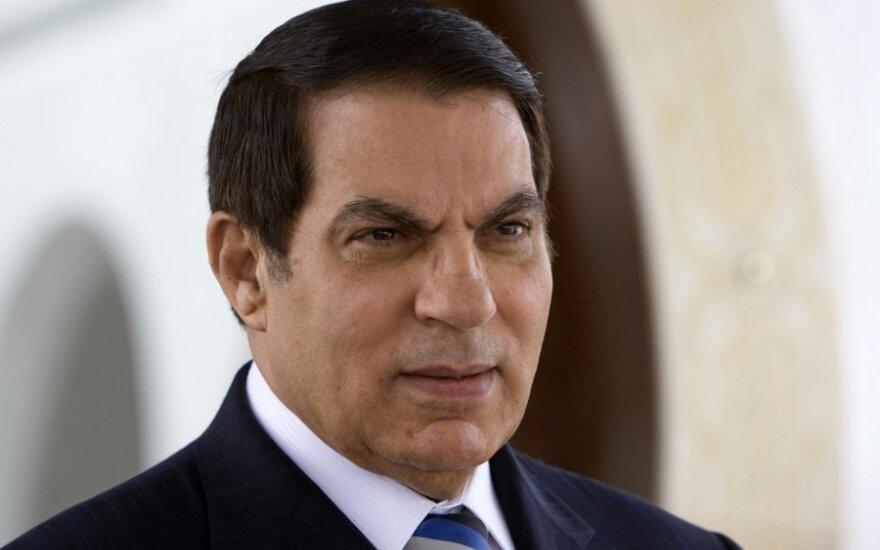 Zine'as El Abidine'as Ben Ali