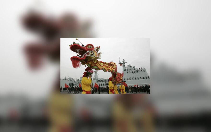 Kinija, drakonas