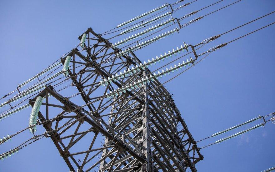 Litgrid: на минувшей неделе электроэнергия в Литве подешевела на 12%