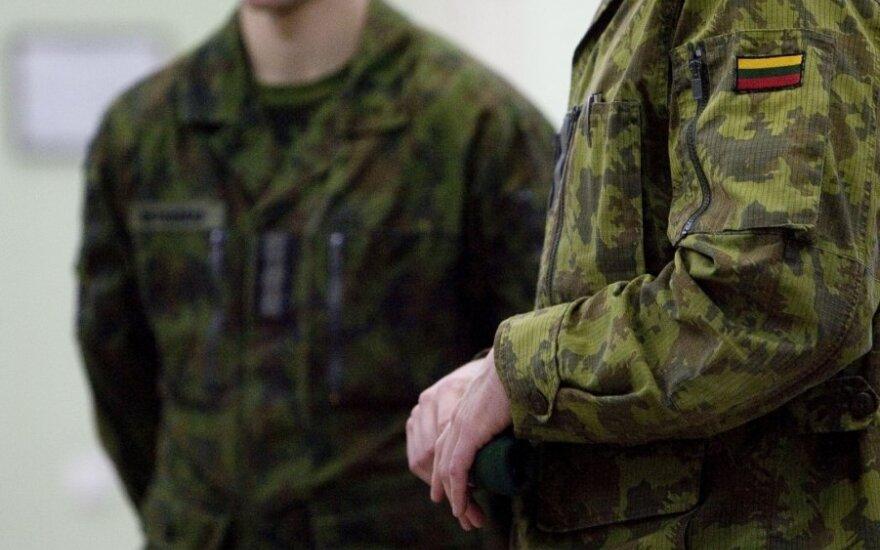 Конфликт в Литовской военной академии: молодой военный ранил своего коллегу