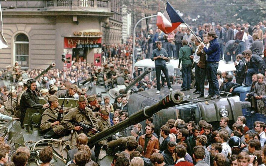 Парламент Чехии назвал оккупацией ввод войск стран Варшавского договора в 1968 году