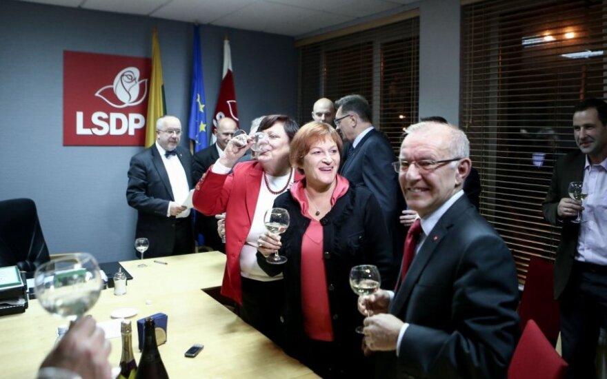Socjaldemokraci nadal liderami sondaży
