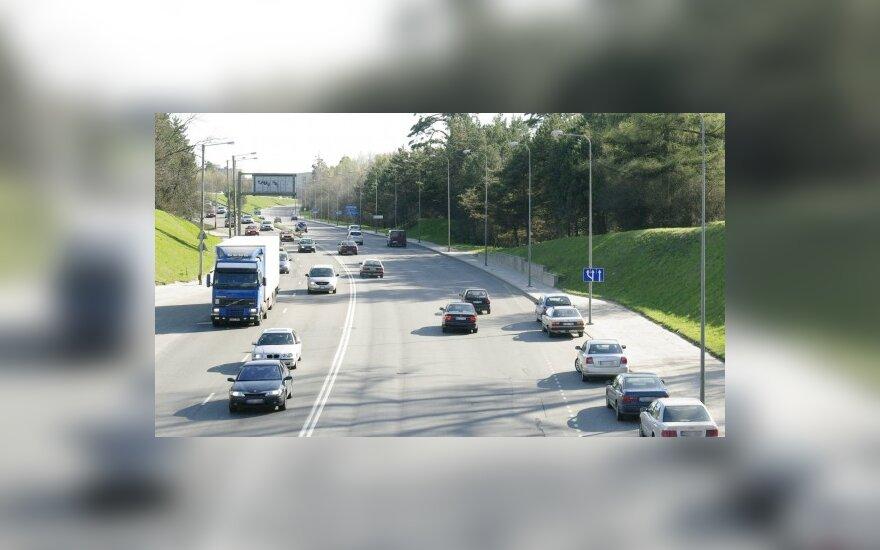 В Литве снова обсуждают налог на автомобили