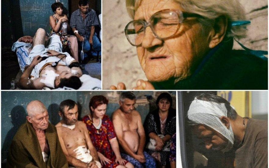 Как выживают на востоке Украины: мама вышла из магазина и видит - 10 трупов