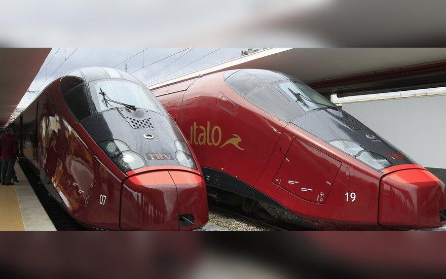 Traukinys Italo