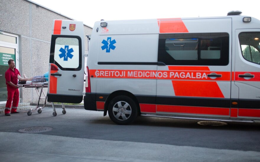 Greitoji medicinos pagalba