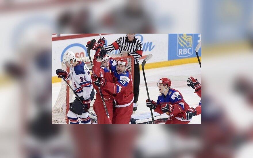 Сборная России U-20 в полуфинале чемпионата мира обыграла американцев