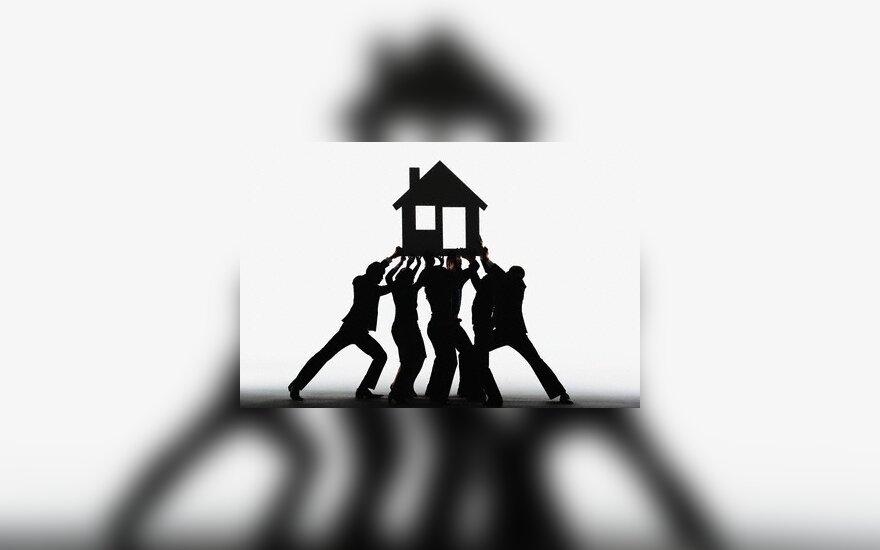 Namas, būstas, konkurencija, pirkėjai, atsigavimas