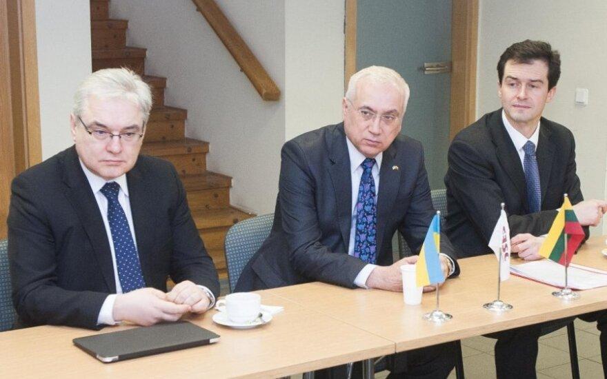 Представители Украины: мы выбор сделали, это ЕС должен определиться