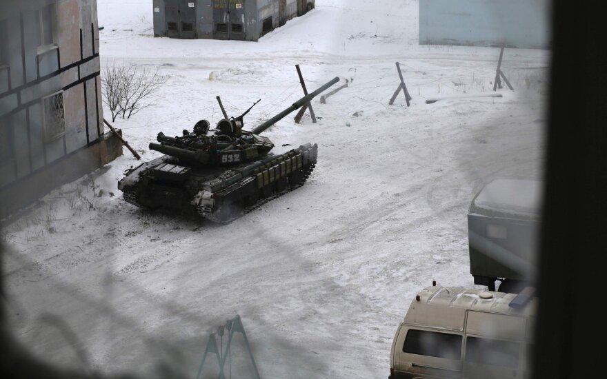 Украинские военные объяснили присутствие танков в Авдеевке