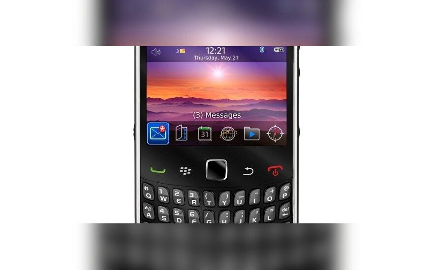 В Литву идет магазин приложений для BlackBerry