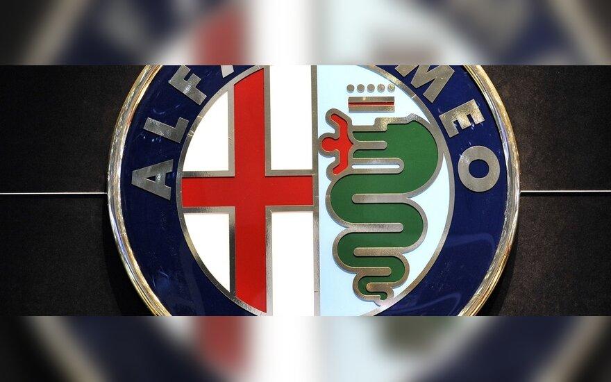 Внедорожник Alfa Romeo увидит свет в 2013 году