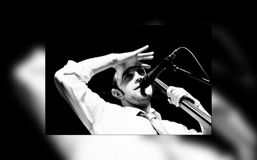 Billy's Band выступит в Костеле Св.Котрины
