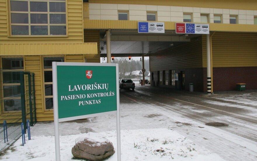 Гражданин Беларуси, которого не впустили на родину, пытался вернуться в Литву