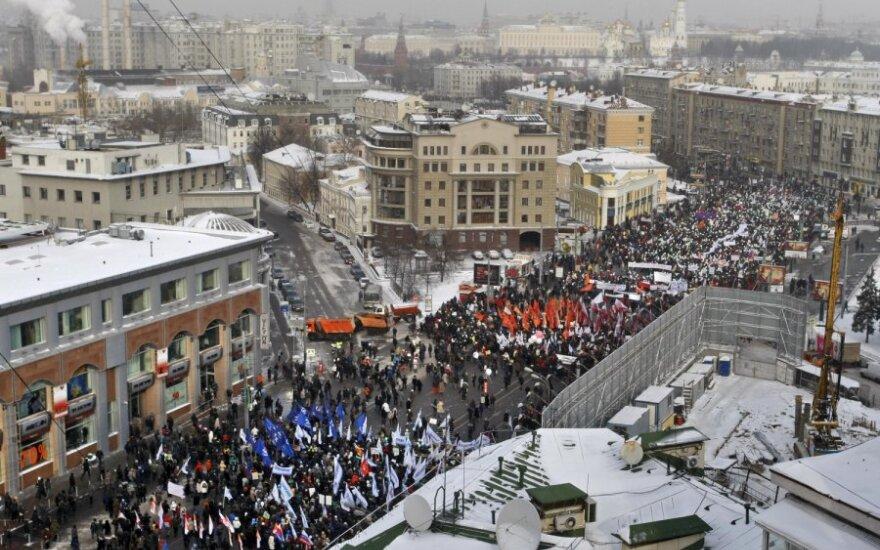 Мэрия Москвы пообещала не вытеснять оппозицию на окраины