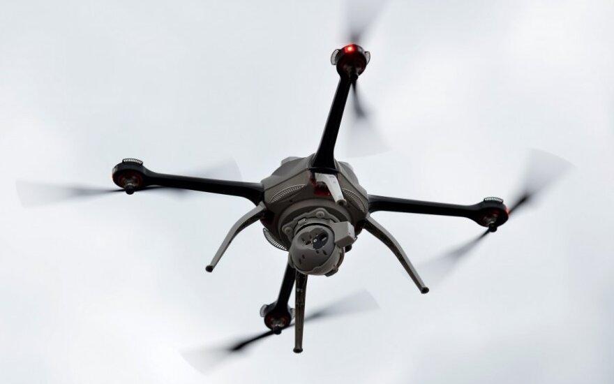 Rosjanie zestrzelili litewskiego drona