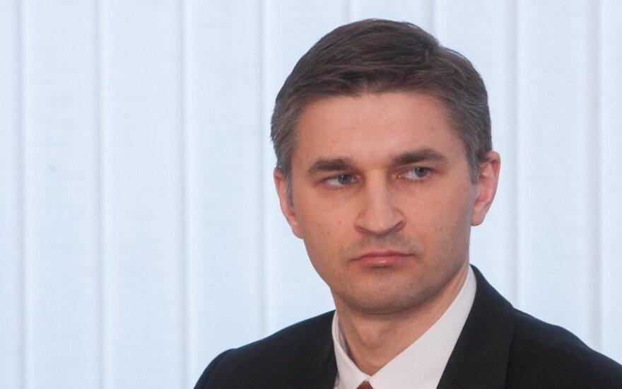 Министр: председательство в ЕС - повод обсудить строительство новых АЭС вблизи Литвы