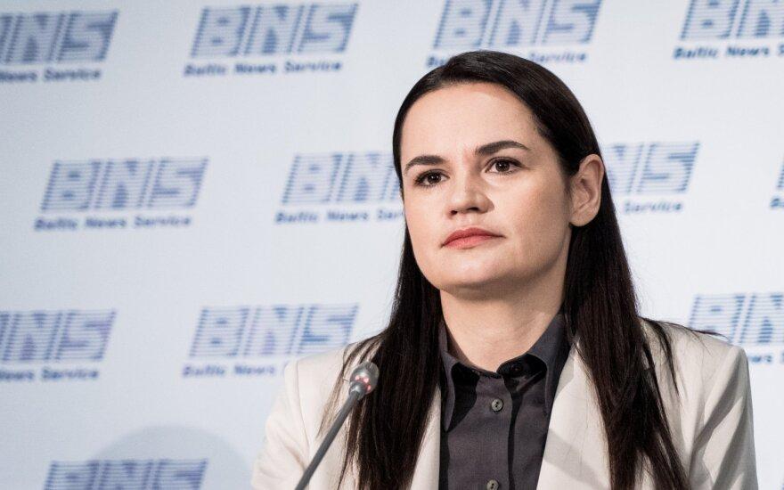 Svetlana Cichanouskaja