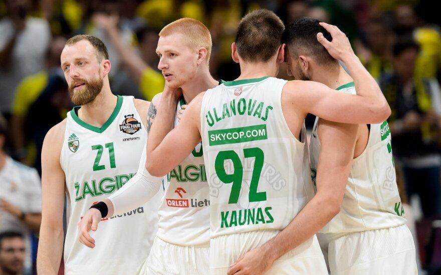 """В Литве рассмотрят возможность вернуть """"Жальгирису"""" 2 млн литов долга"""