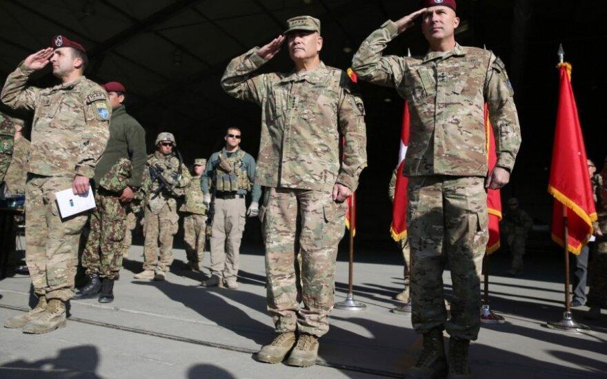 Миссия НАТО в Афганистане официально закончена