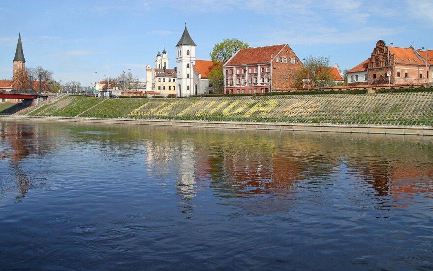 В Литве мелеют реки