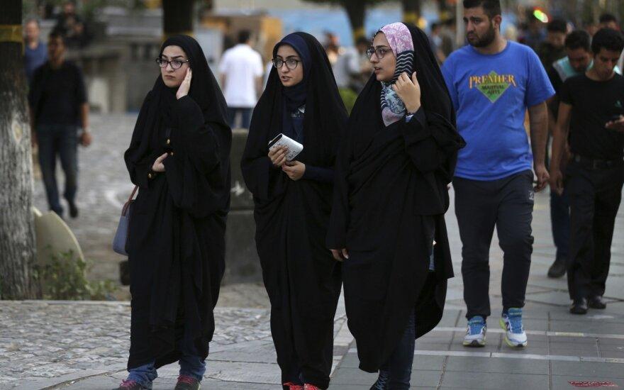 По Ирану прокатилась крупнейшая за восемь лет волна протестов