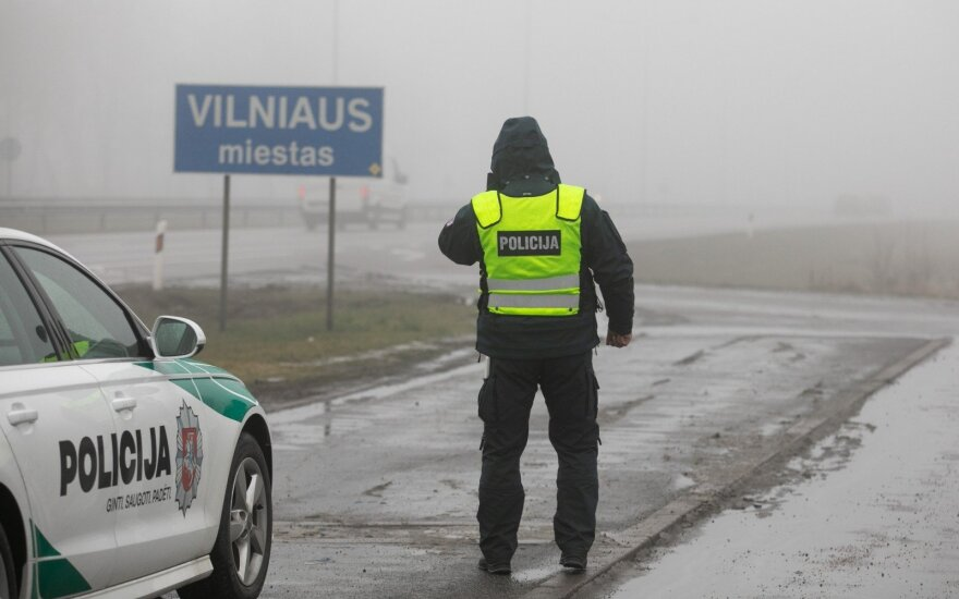Reidas prie Vilniaus