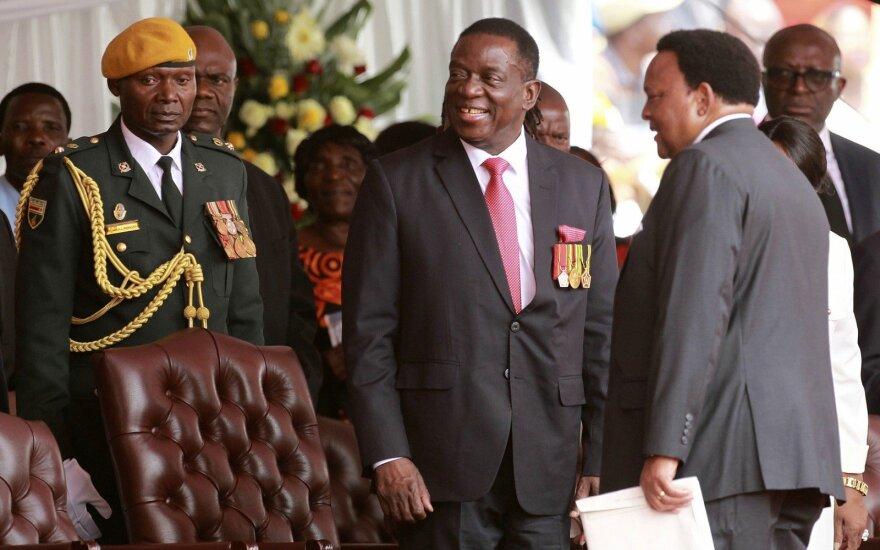 Президентом Зимбабве стал Эммерсон Мнангагва