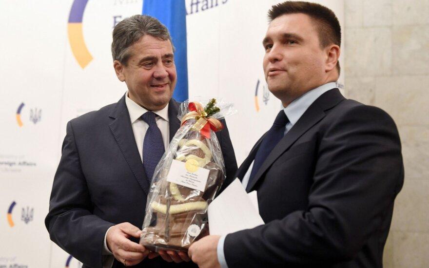 Sigmaras Gabrielis, Pavlo Klimkinas