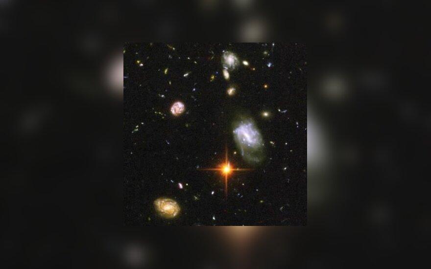 Ученые выяснили, как звучит Вселенная