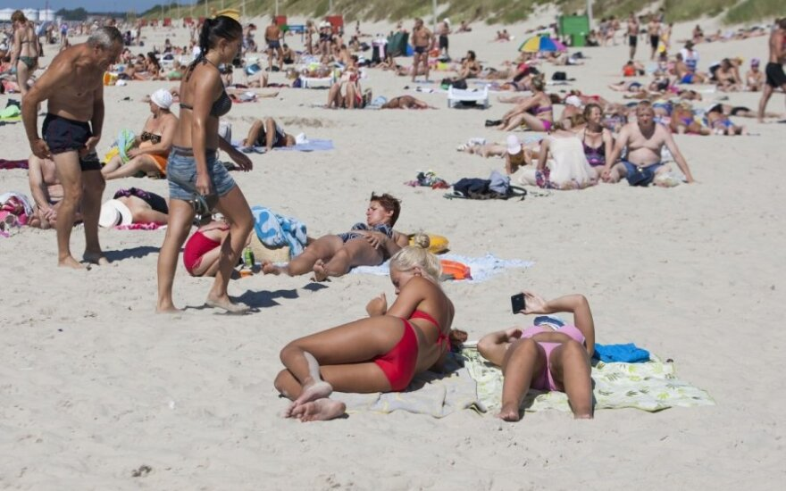 На пляже нельзя будет пить алкоголь