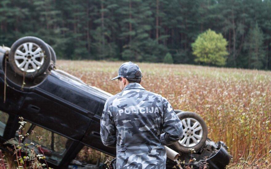 В Вильнюсском районе в ДТП погиб человек