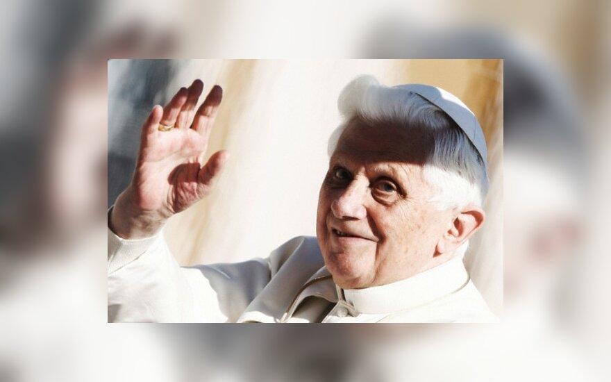 Бенедикт XVI против законопроекта о равноправии