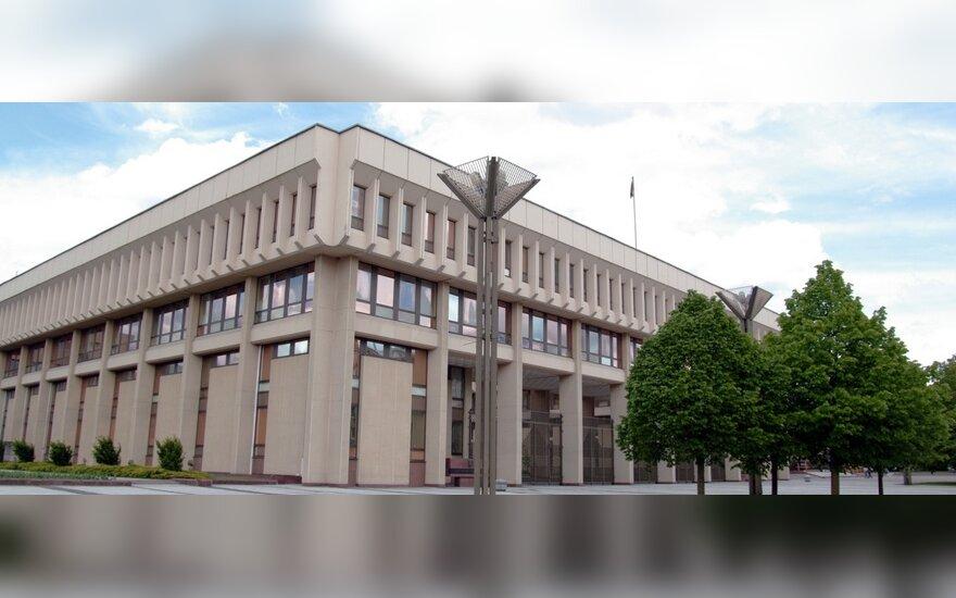Вайчайтис: в Литве президент не смогла бы распустить Сейм