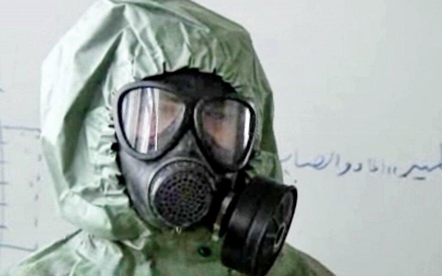 Источники: в Сирии был убит ответственный за склады химического оружия